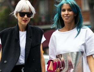 Неделя моды в Милане: street style, часть I