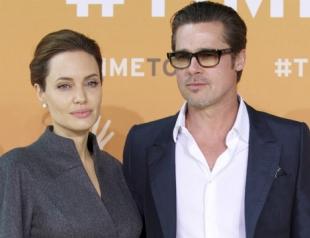 Стали известны условия брачного контракта Джоли-Питта
