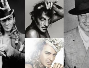 Легендарный Джон Гальяно возвращается в высокую моду