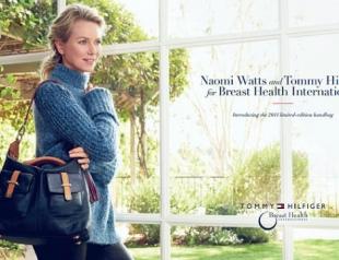 Наоми Уоттс приняла участие в благотворительной кампании Tommy Hilfiger