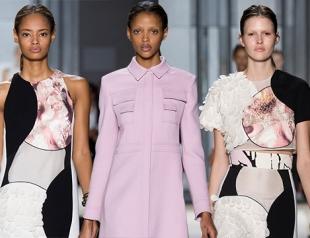 Неделя моды в Париже: Giambattista Valli, весна-лето 2015