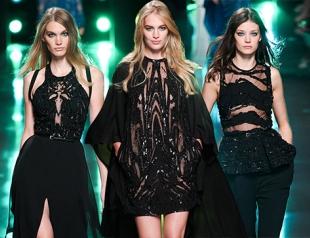 Неделя моды в Париже: Elie Saab, весна-лето 2015