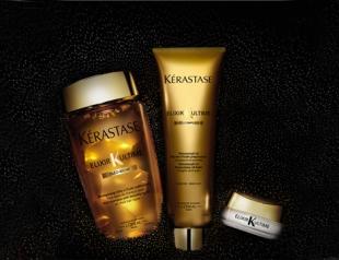 Новые средства в линейке по уходу за волосами Elixir Ultime от Kerastase