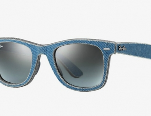 Вышла джинсовая коллекция солнцезащитных очков Ray-Ban Denim Wayfarer