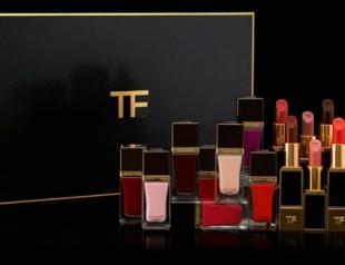 Как сделать новогодний макияж: праздничная коллекция Tom Ford