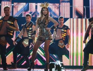 Ани  Лорак представляет на бис лучшее шоу года Каролина