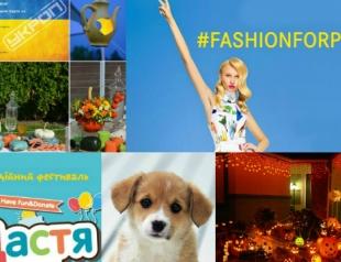 Где провести выходные: 1-2 ноября в Киеве