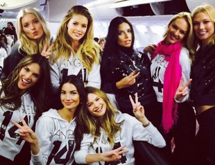 На кого подписаться в Instagram: ангелы Victoria's Secret