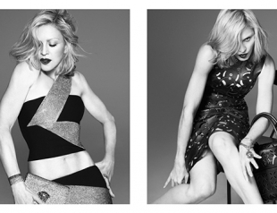 Почему 56-летняя Мадонна стала лицом Versace