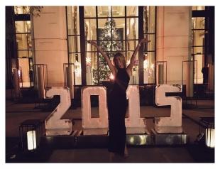 Как звезды поздравляют с Новым годом