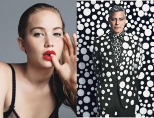 Как выглядят лучшие портреты знаменитостей по версии журнала W Magazine