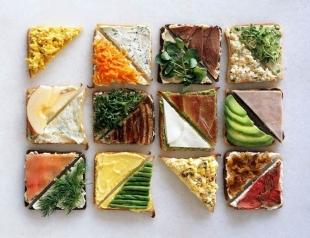 Может ли бутерброд быть полезным