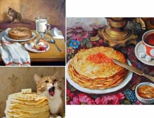 Масленица 2019: лучшие поздравительные открытки к празднику
