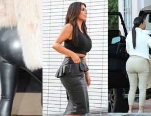 Ошибки Ким Кардашьян: как не надо одеваться девушкам с формами