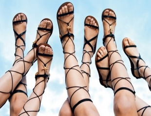 Какая обувь в моде весной 2015