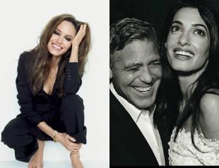 Что нового в голливудских семьях: Джоли поменяла фамилию, жена Джорджа Клуни отказывается готовить