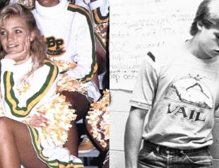 Какими были знаменитости на школьных фотографиях