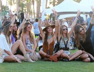 Coachella 2015: кто из звезд показал лучшие образы в стиле 70-х
