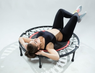 Jumping fitness: как быстро похудеть без тяжелых нагрузок