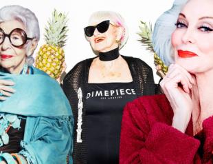 Как появилась мода на возраст: самые красивые женщины старше 60-ти
