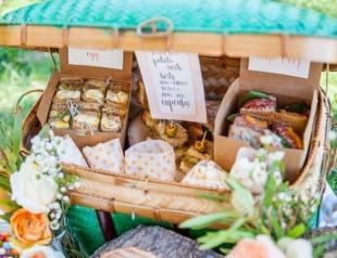 Как устроить красивый пикник: фотоидеи