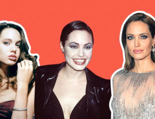 Эволюция стиля Анджелины Джоли: от бунтарки к ролевой модели