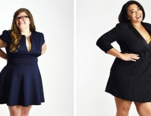Как реклама и фотошоп нас обманывают: обычные женщины в брендовой одежде