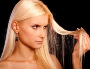Как нейтрализовать желтый оттенок при окрашивании в блонд