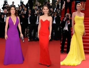 Каннский кинофестиваль 2015: как выбрать вечернее платье