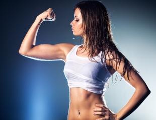 Какие упражнения на бицепс выполнять девушке
