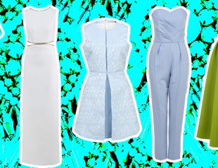 Как одеться на выпускной: 5 готовых образов