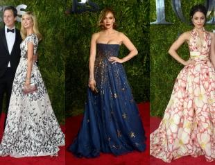 Голосуем! Лучшие наряды Tony Awards 2015