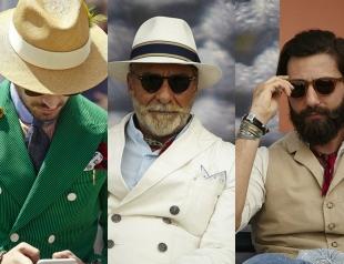 ONLY MEN: самые крутые мужские образы из Флоренции
