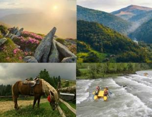 Отдых в Карпатах летом 2017: 4 варианта на любой вкус и кошелек