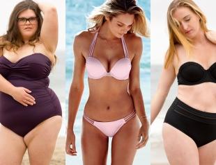 Как купальники Victoria`s Secret выглядят на обычных женщинах