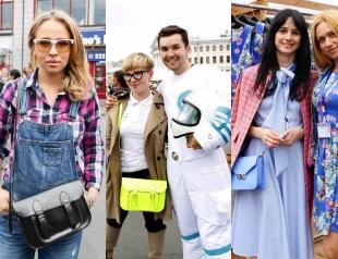 Street style: киевлянки в стиле casual
