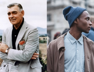 100 лет мужской моды за 3 минуты (видео)