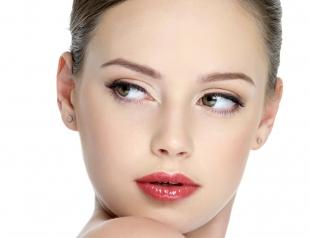 Дневной макияж глаз: принципы и секреты нанесения. Фотогарелея