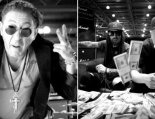 Неожиданный союз: Григорий Лепс и Green Grey выпустили клип на песню о деньгах