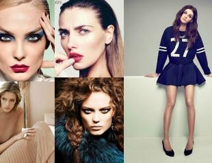 День красоты: самые красивые украинки на мировом подиуме