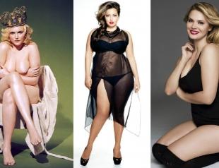 Как стать супермоделью: кого называют моделью plus size