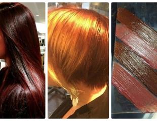Новинка: окрашивание волос с помощью стекла