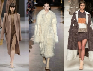 Понижаем градус: какое пальто будет модным этой осенью 2015 (80+ фото)