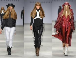 Ukrainian Fashion Week: коллекция KANEVSKI SS`16
