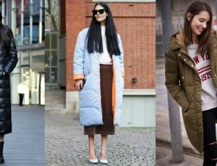 Как выбрать пуховик на зиму? Практичные советы по выбору дутой курточки