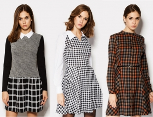 Где одеться в Украине: теплые платья в офис