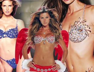 Fantasy Bra от Victoria`s Secret: самые дорогие бюстгальтеры в мире