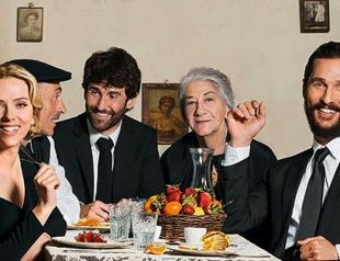 Скарлетт Йохансон и Мэтью Макконахи сыграли итальянскую семью в рекламе для Dolce&Gabbana