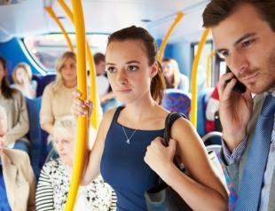 Поездки в общественном транспорте избавляют от многих болезней
