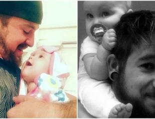 Быть одиноким отцом в 21 год: трогательная история о любви к своей дочери